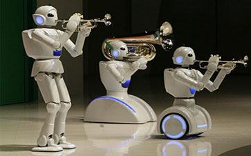 机器人市场态势