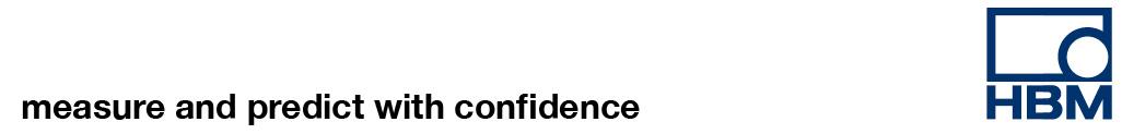 霍丁格·包尔文电子测量技术有限公司