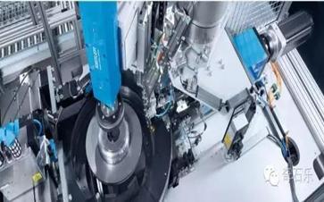 奇石乐机电数控压装系统及监测系统闪耀AHTE 2016