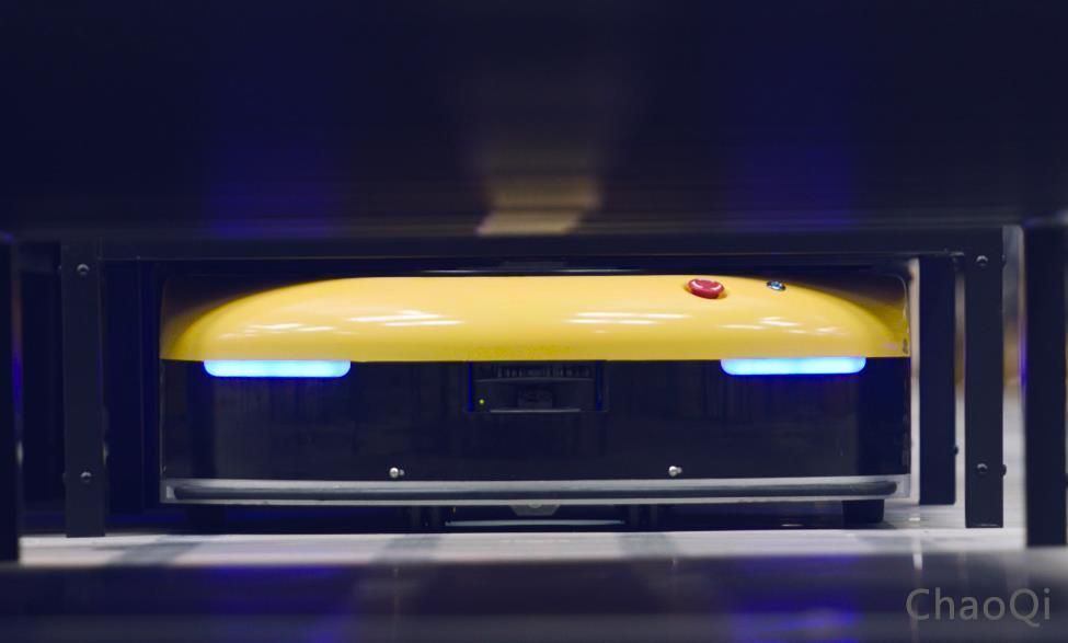 AGV机器人最具应用前景的5大引导技术