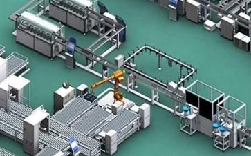 智能化生产:数字化虚拟制造的魅力