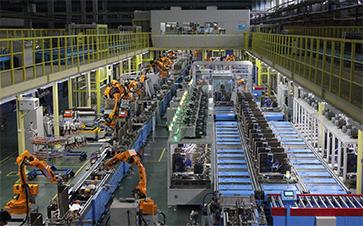 美的武汉智能工厂是如何打造的