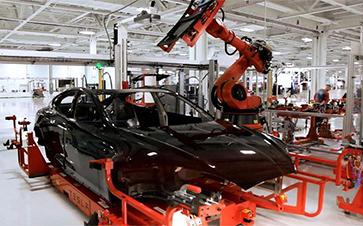 特斯拉自动化工厂 | 看智能大伽如何打造智能工厂
