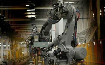 智能工厂时代来临 工业机器人行业前景无限