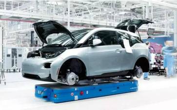 浩亚携手德国DPM | AGV智能输送系统,助力产线物流发展