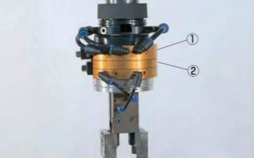 新日升 | BL机器人快换手装置,助力机器人功能多元化发展