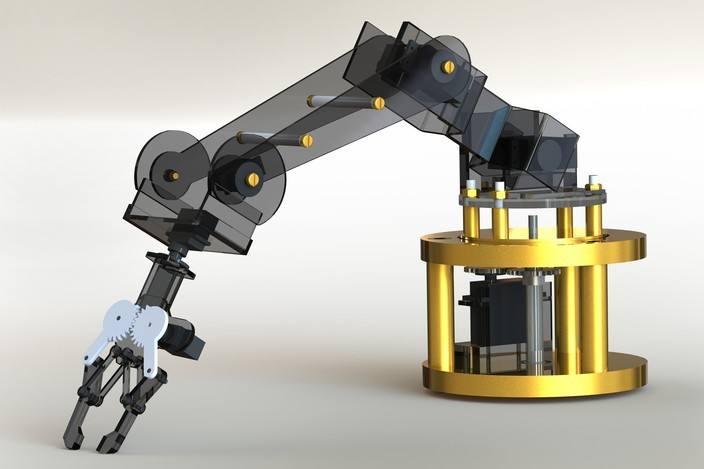 感测技术不断进步,促进机器手臂多元化