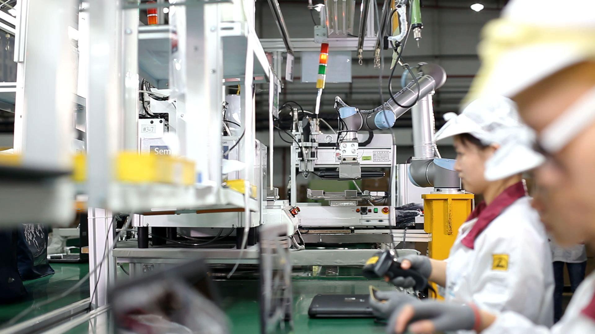 优傲 | 看人机协作,改变3C行业生产方式