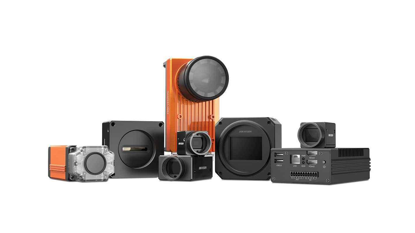 工业相机在智能工厂中的应用