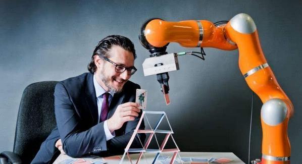 【市场】2018中国工业机器人市场表现大预测