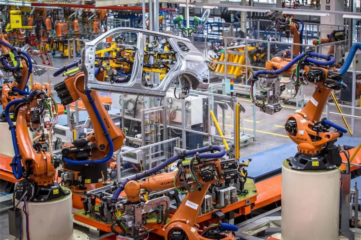 """工业4.0时代下的""""四化""""工厂"""