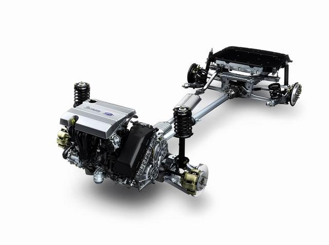 汽车动力传动系统一体化智能控制
