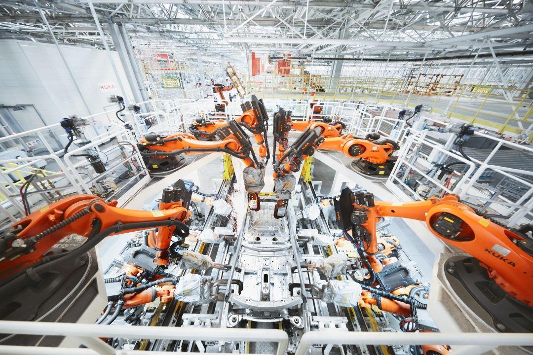 装备升级是汽车业迈向智能制造第一步