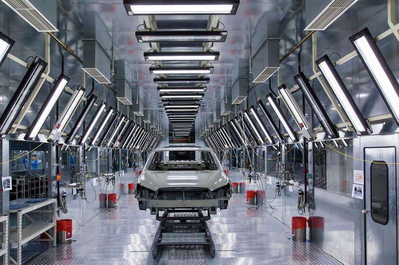 汽车总装工艺技术应用趋势与研究