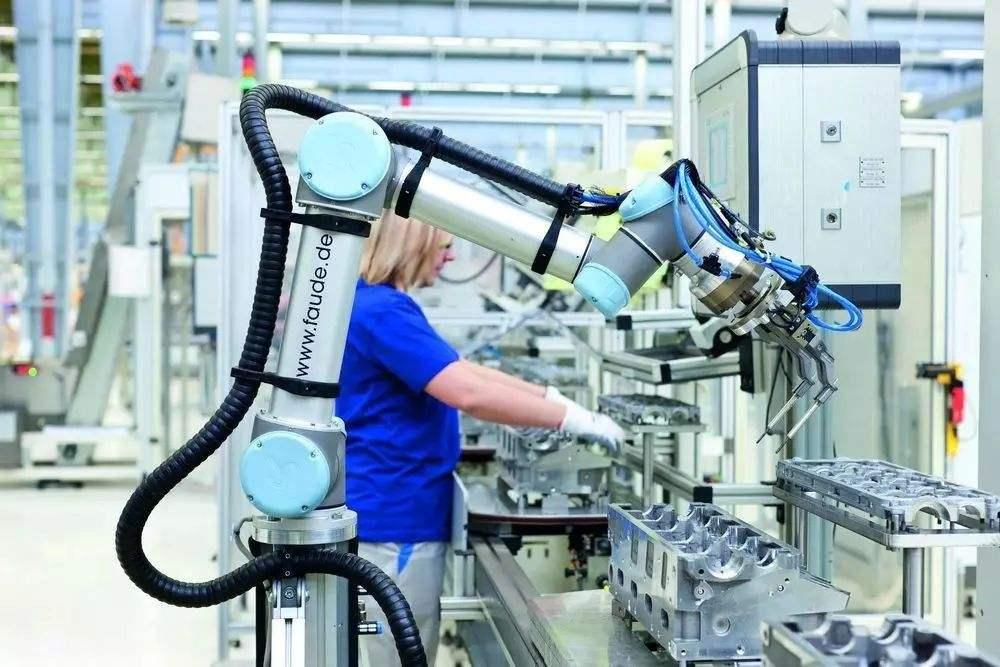 未来工业机器人发展的5大趋势