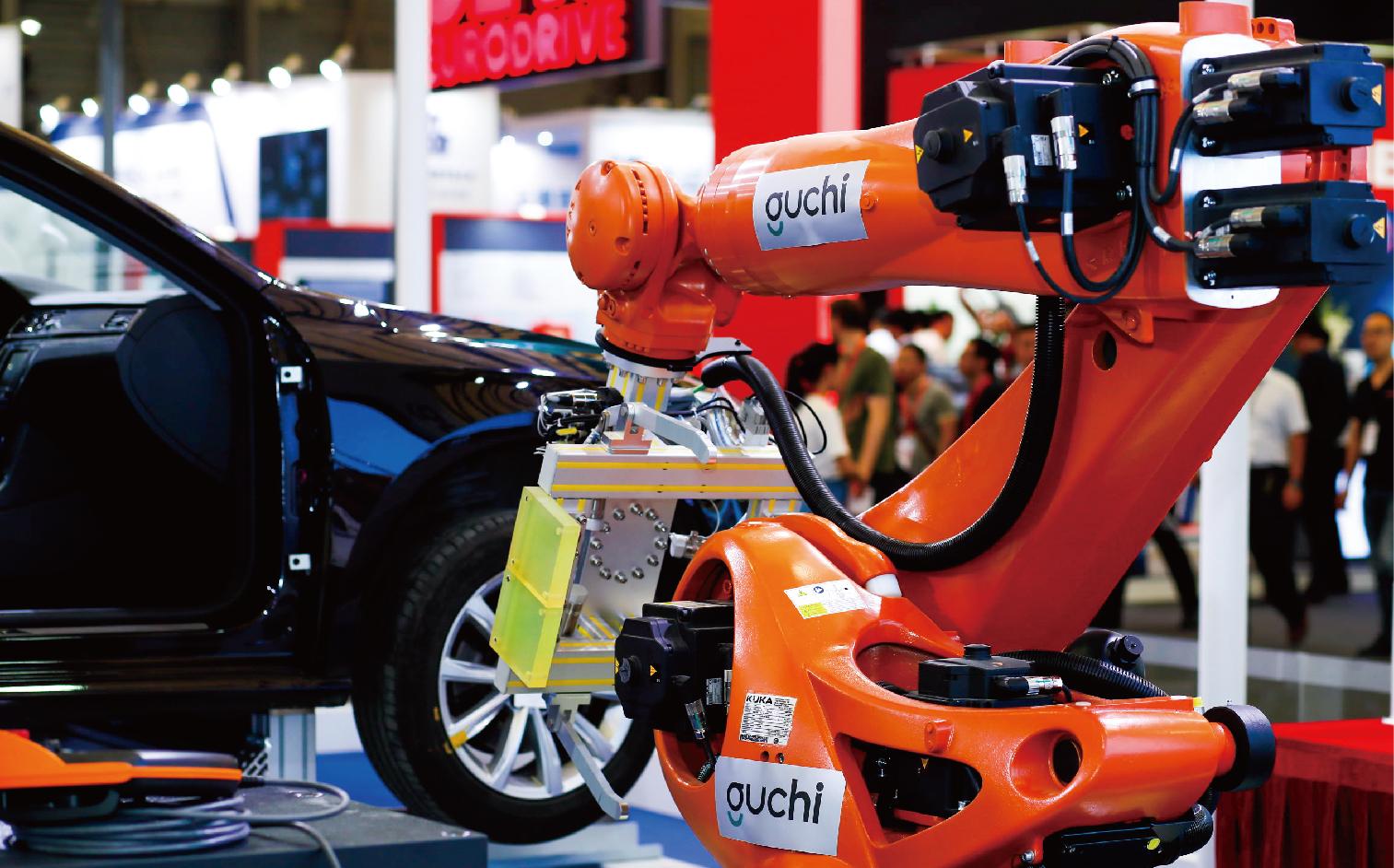 AHTE 2019 广角镜 | 固智机器人:汽车装配自动化,岂止于见