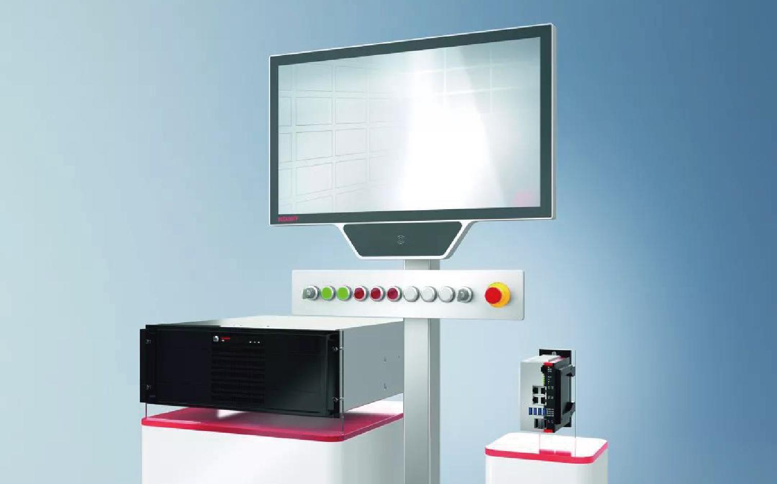 AHTE News | 德国汽车制造商将全球采购倍福工业 PC 和控制面板