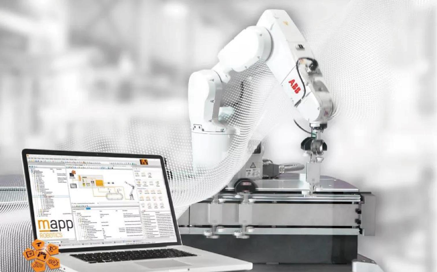 ABB和贝加莱推出首个全集成Machine-Centric Robotics解决方案