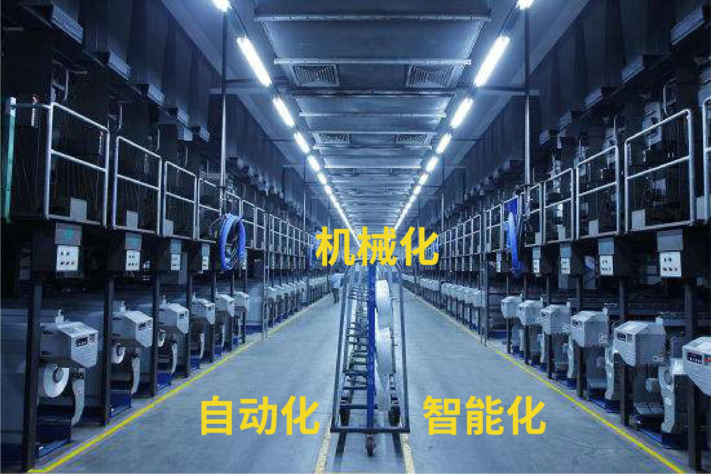 盘点 | 中国10大最震撼的无人工厂
