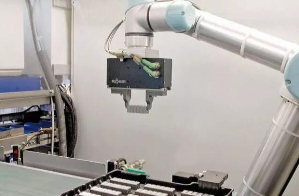 人机协作时代新要求:电动夹具