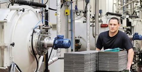 瓦尔特公司:创新与现代化生产