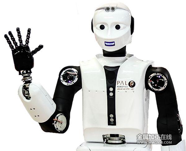 PAL Robotics 借助磁编码器技术实现机器人运动平衡