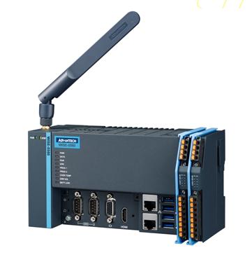 研华推出WISE-5000 工业物联网边缘控制器