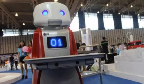 以惊人速度发展,我国的机器人现状如何?