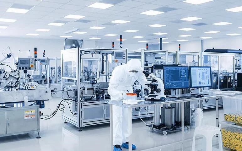 医疗科技行业的全新过程监控系统:实现符合FDA和MDR标准的质量保证