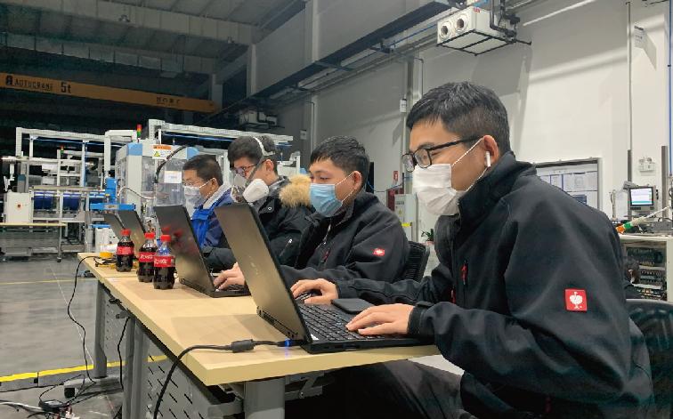 AHTE News   均普智能:旧产线焕发新活力,科技助力防控疫情