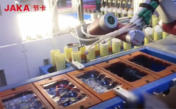 AHTE News   节卡小助协作机器人,助力小家电自动化生产