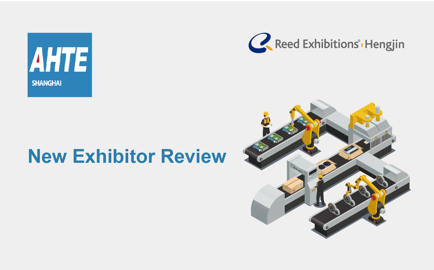 AHTE 2020 New Exhibitor Preview