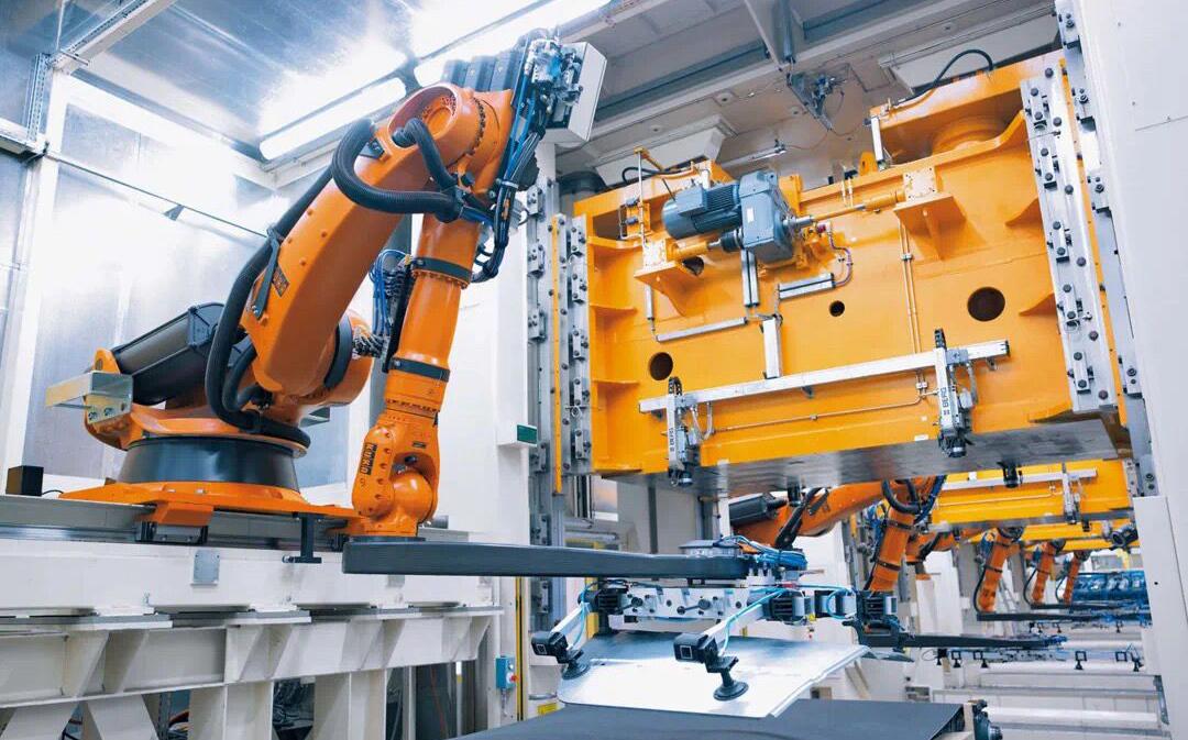 2020新基建促使机器人的5G时代加速