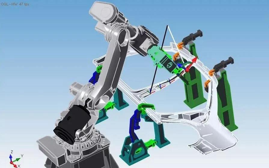 埃夫特数字化工厂仿真软件ER_Factory V3.0重磅升级