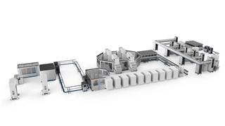 电机智能生产系统