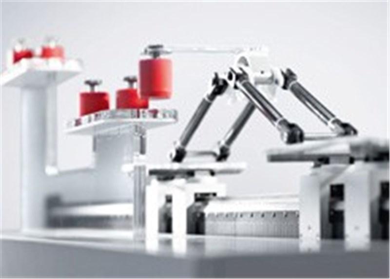 倍福XTS磁悬浮输送系统