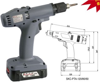 CORDLESS ELECTRIC SCREWDRIVER