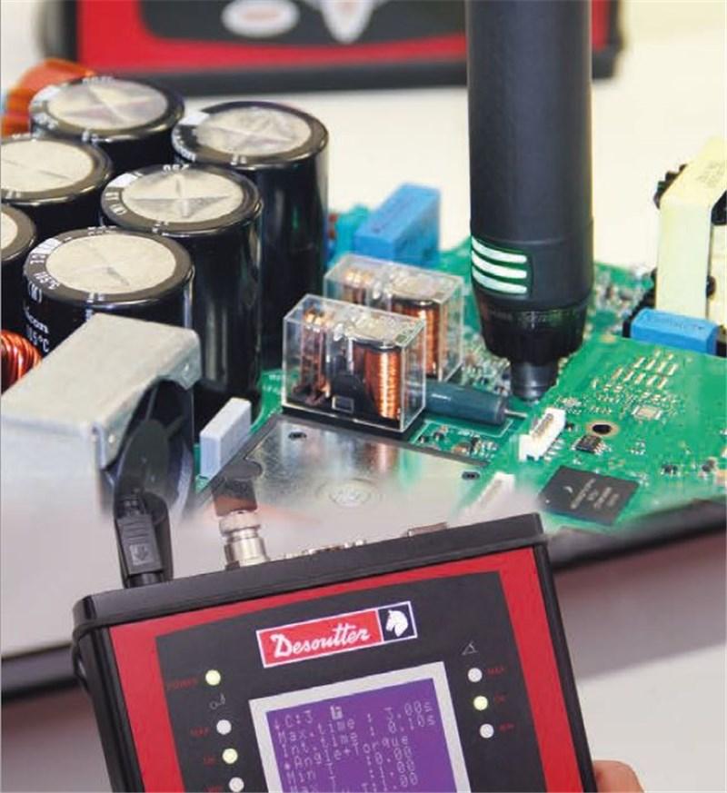电动传感器式微扭螺丝刀