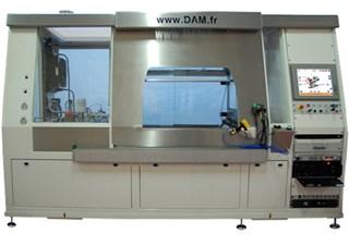 DAMFLEX10100 液压性能测试台