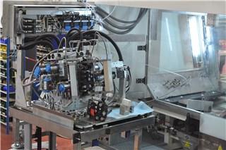 DAMFLEX10100液压测试台工装