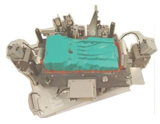 DAMFLEX20200气密性测试工装