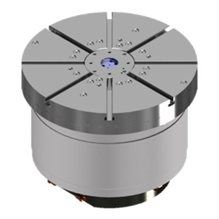 HIWIN 直驅馬達單軸臥式迴轉工作台 RCH 系列