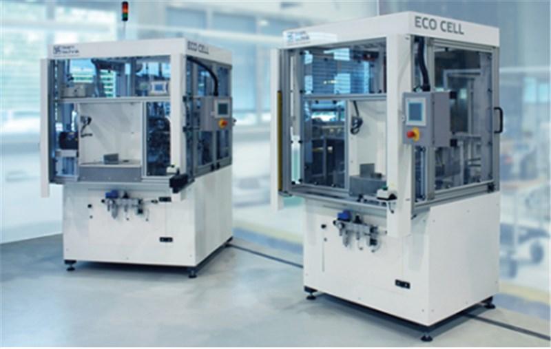动力电池模组装配与测试
