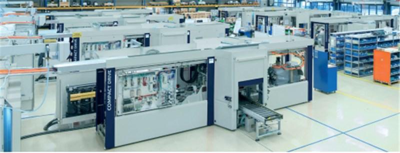 柔性化变速箱测试前置式四驱系统