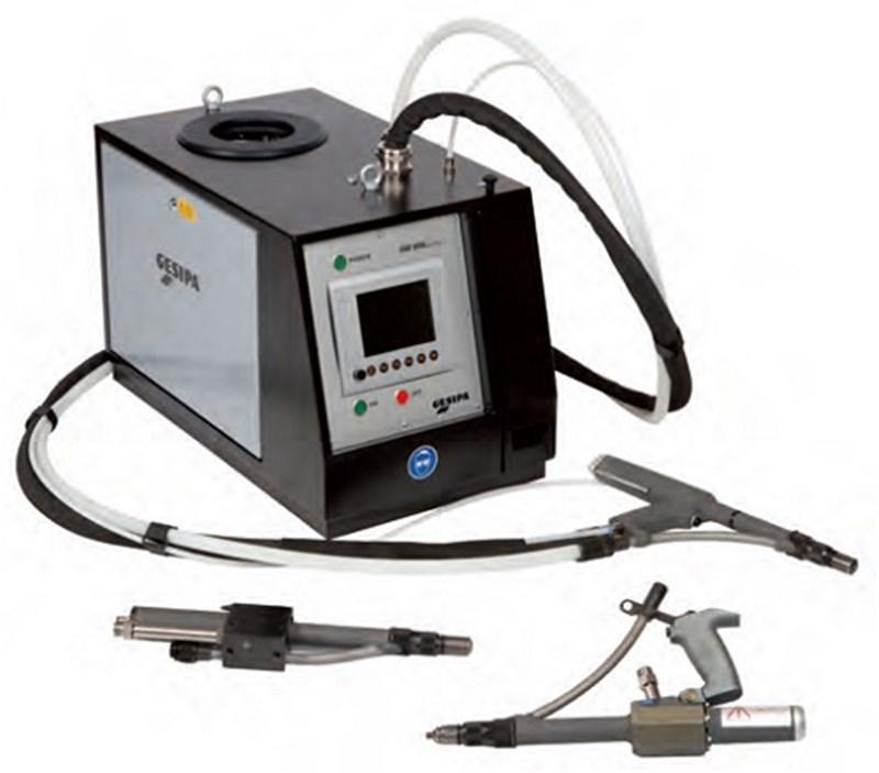 GESIPA GAV8000 全自动抽芯铆钉装配系统