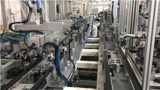 Automatic assembly and testing equipment