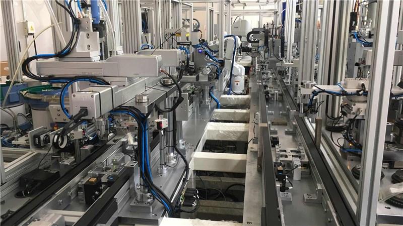 自动化装配及测试设备