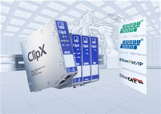 ClipX – The Precise and Easy-to-Integrate Industrial Signal Conditioner