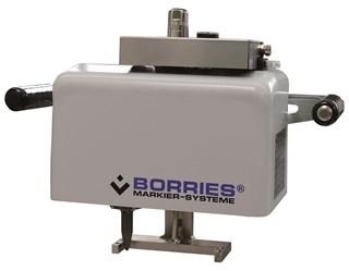 BORRIES 317 Marking Machine