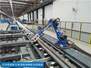 Flexible intelligent production line
